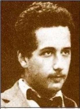 """Einstein (qui, contrairement à ce que voudrait la légende, n'a jamais été """"nul en maths au lycée"""")"""